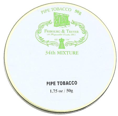 Fribourg & Treyer 34th Mixture 50g