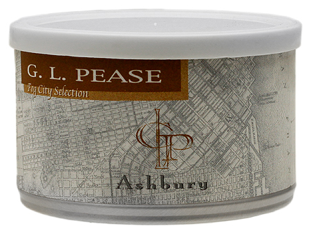 G. L. Pease Ashbury 2oz