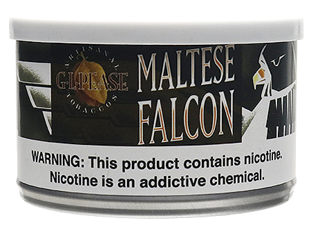 G. L. Pease Maltese Falcon 2oz