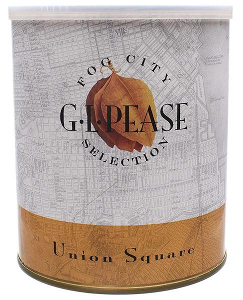 G. L. Pease Union Square 8oz