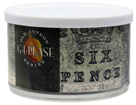 G. L. Pease Sixpence 2oz