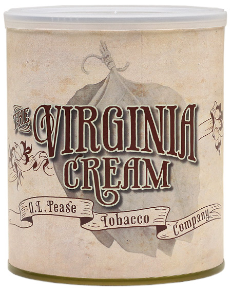 G. L. Pease The Virginia Cream 8oz