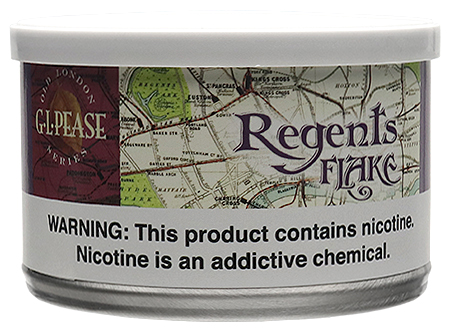 G. L. Pease Regents Flake 2oz