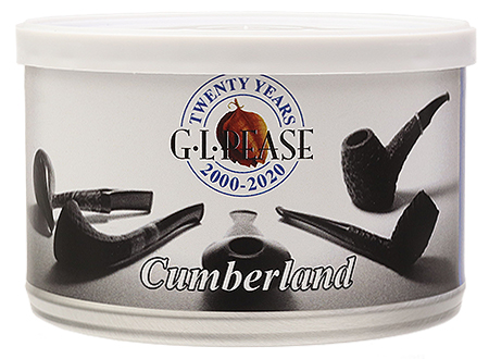 G. L. Pease Cumberland 20th Anniversary 2oz
