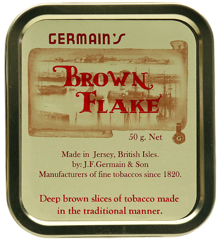 Germain Brown Flake 50g