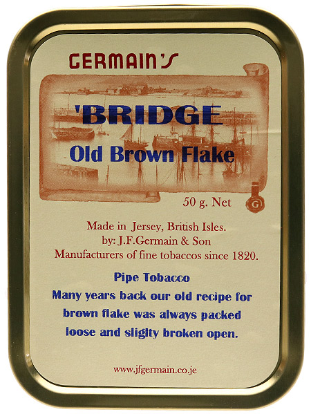 Germain Bridge: Old Brown Flake 50g