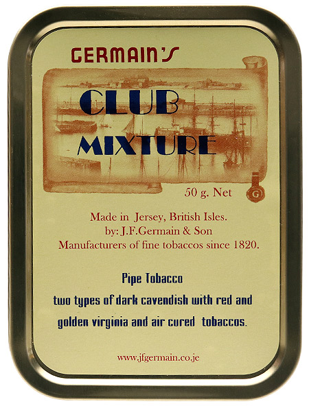 Germain Club Mixture 50g