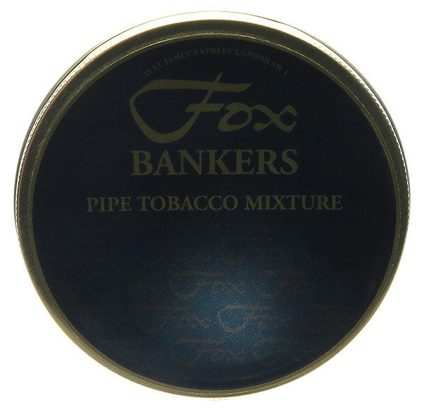 James J. Fox Banker