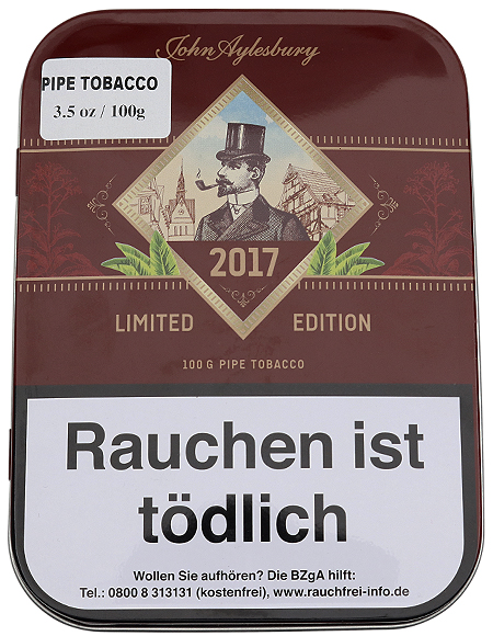 2017 Limited Edition 100g