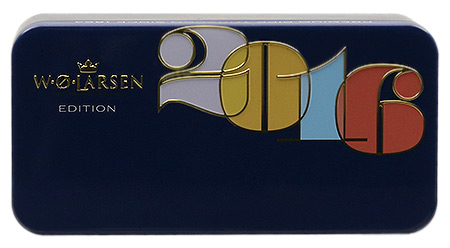 Larsen W. O. Larsen Limited Edition 2016 100g