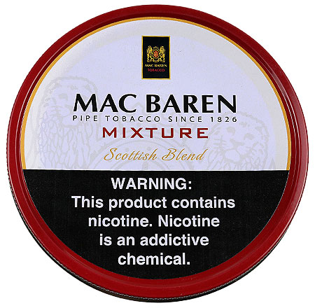 Mac Baren: Mixture Scottish Blend Pipe Tobacco