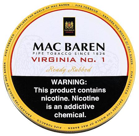 Mac Baren Virginia No. 1 100g
