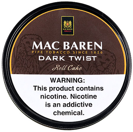 Mac Baren Dark Twist 100g