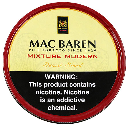 Mac Baren Danish Mixture Modern 3.5oz