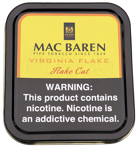 Mac Baren Virginia Flake 1.75oz