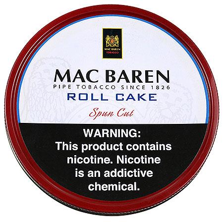 Mac Baren Roll Cake 3.5oz