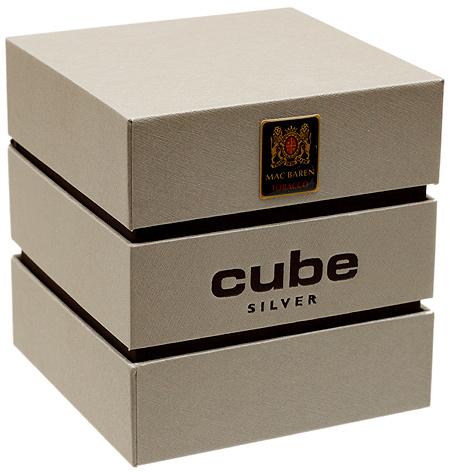 Mac Baren Cube Silver 100g