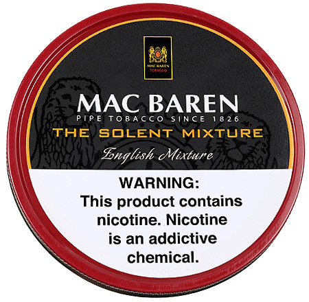Mac Baren The Solent Mixture 3.5oz