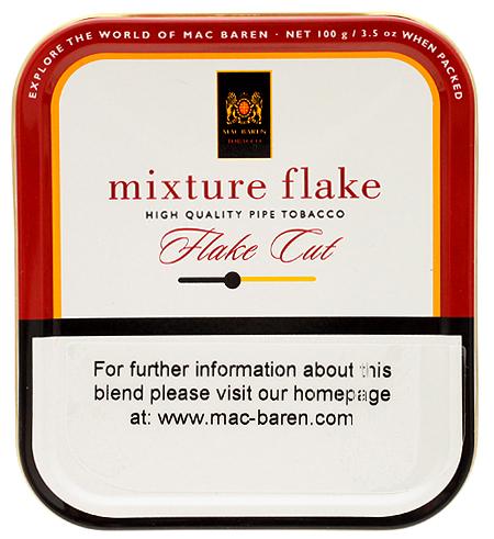 Mac Baren Mixture Flake 100g