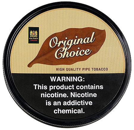Mac Baren Original Choice 3.5oz