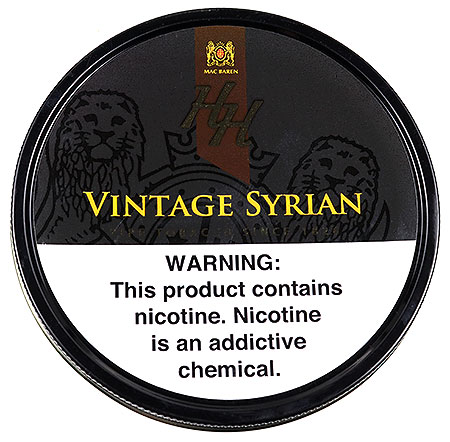 HH Vintage Syrian 3.5oz