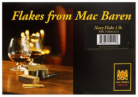 Mac Baren Navy Flake 16oz