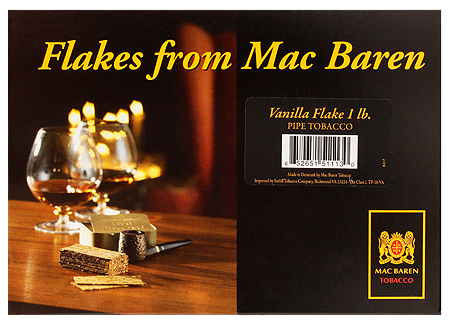 Mac Baren Vanilla Flake 16oz