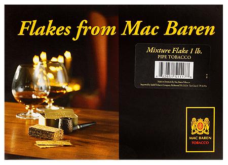 Mac Baren Mixture Flake 16oz