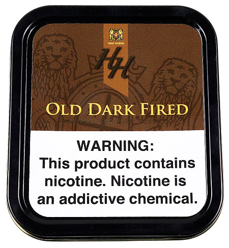 Mac Baren HH Old Dark Fired 3.5oz