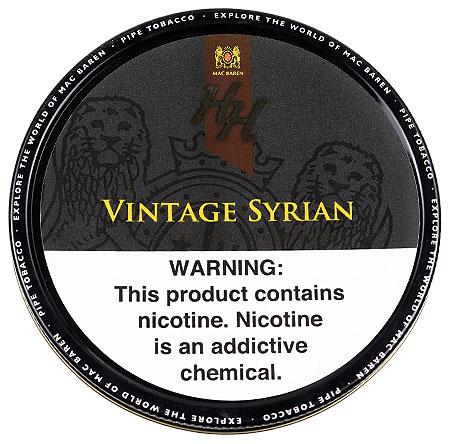 Mac Baren HH Vintage Syrian 1.75oz