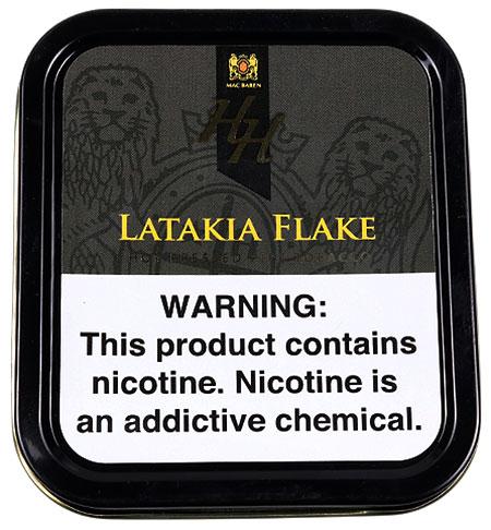Mac Baren HH Latakia Flake 1.75oz
