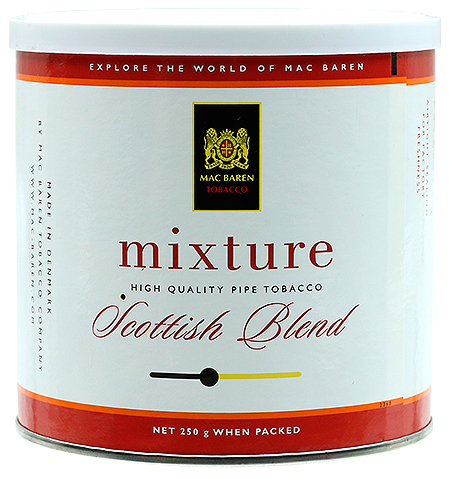 Mac Baren Mixture: Scottish Blend 9oz