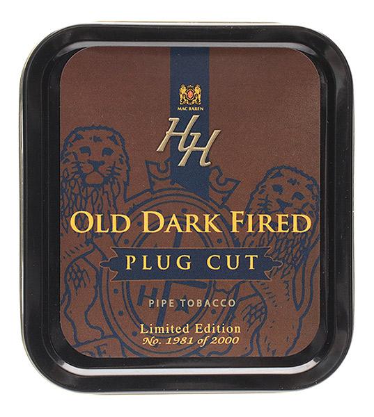 Mac Baren HH Old Dark Fired Plug Cut 1.75oz