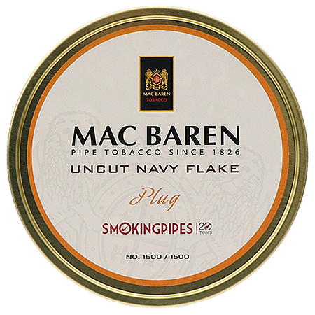Mac Baren Navy Flake Plug 3.5oz