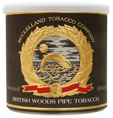 Personal Reserve: British Woods 100g