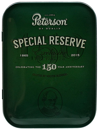 Peterson Special Reserve Limited Edition 2015  100g