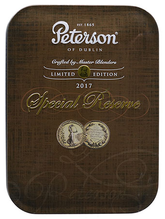 Peterson Special Reserve Limited Edition 2017 100g