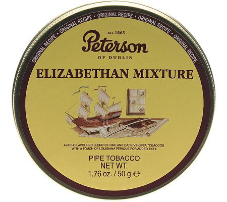 Peterson Elizabethan Mixture 50g