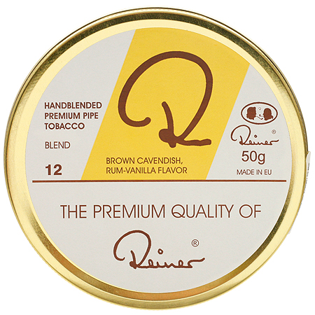 Reiner Yellow Label- Rum/Vanilla 50g