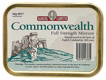 Commonwealth 50g