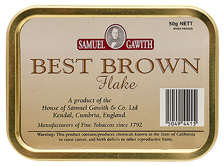 Best Brown Flake 50g