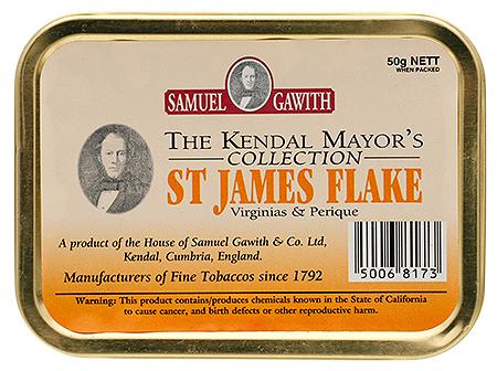 St. James Flake 50g