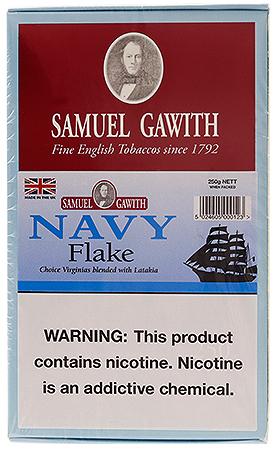 Samuel Gawith Navy Flake 250g
