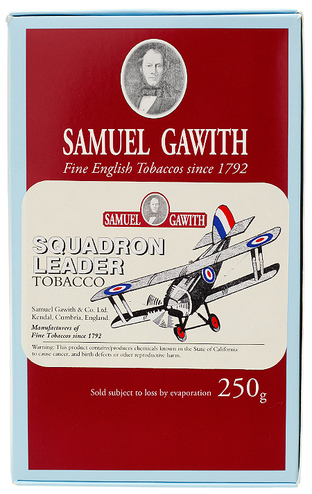 Samuel Gawith Squadron Leader 250g