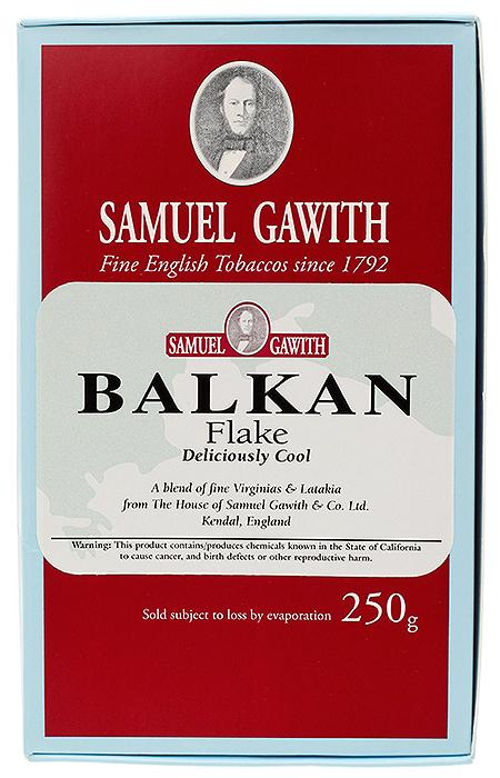 Samuel Gawith Balkan Flake 250g