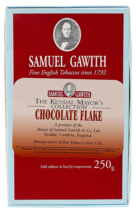 Mayor's Chocolate Flake 250g