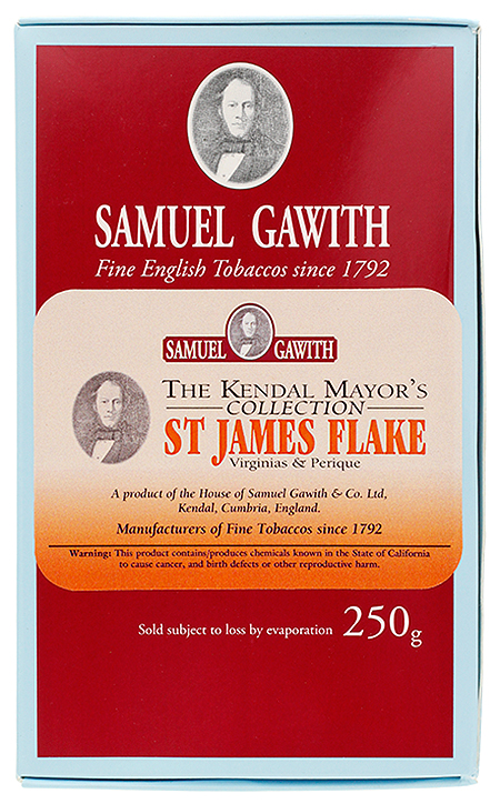 St. James Flake 250g