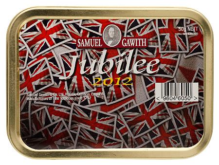 Samuel Gawith Jubilee 2012 50g Flag