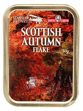 Samuel Gawith Scottish Autumn Flake 50g