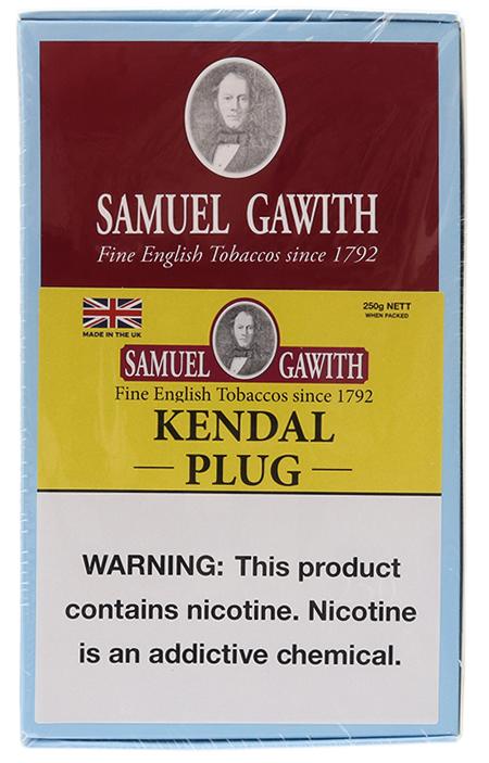 Samuel Gawith Kendal Plug 250g